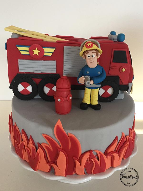 Feuerwehrmann Sam Frau Fon Dant
